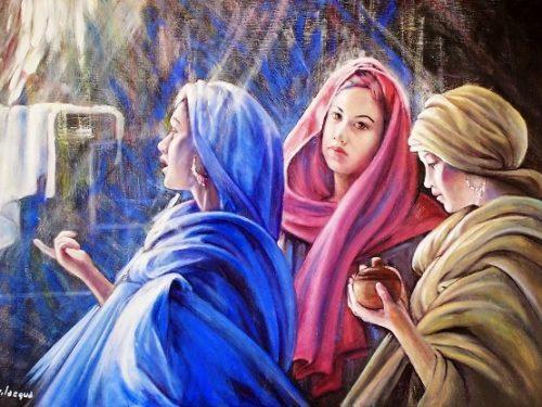 I gesti delle donne del Vangelo e le lacrime