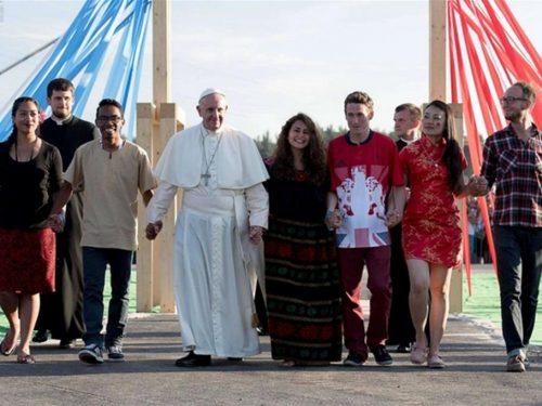 Guardare alle Radici e lottare. L'invito del Papa ai giovani della Antille