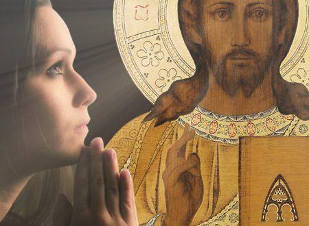 La preghiera di intercessione: grazia a doppia azione
