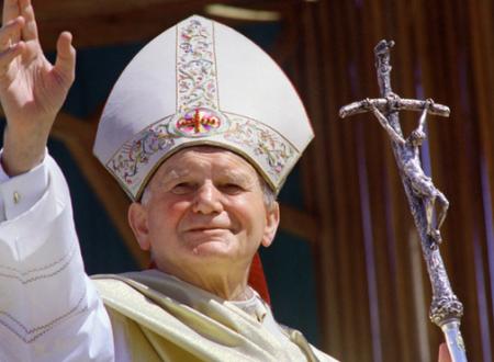 """""""Non abbiate paura!"""", Giovanni Paolo II oggi come 40 anni fa"""