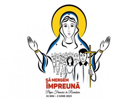 """Papa Francesco a giugno visiterà la Romania, """"giardino della Madre di Dio"""". Ecco il logo mariano del Viaggio Apostolico"""